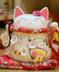 Mèo May Mắn Của Nhật - Đa Phúc