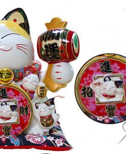 Mèo Tài Lộc Nhật Bản - Tấn Tài Tấn Lộc