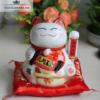 Mèo Vẫy Tay Nhật Bản - Hoa Khai Phú Quý