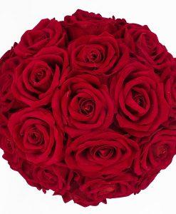 Hoa Hồng Lụa Màu Đỏ