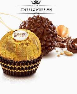 Socola Ferrero Rocher 16 Viên - 200g