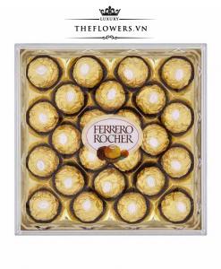 Socola Ferrero Rocher 24 Viên - 240g