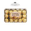 Socola Ferrero Rocher 30 Viên - 375g