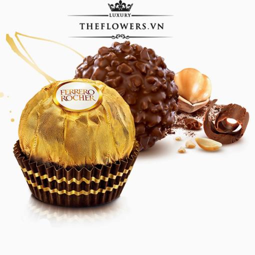 Socola Ferrero Rocher 48 viên