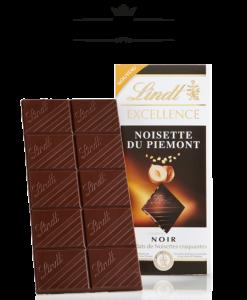 Socola Lindt Excellence Noisette Du Piemont