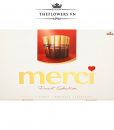 Socola Merci Finest Selection 400g