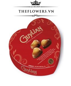 Socola Valentine Guylian Heart Shaped Box 105g
