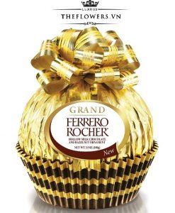 Socola Ferrero Rocher viên lớn 125g