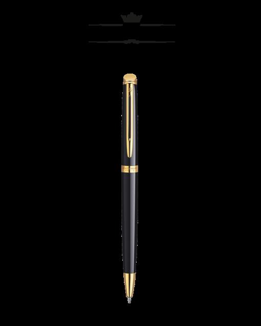 Bút Bi Waterman Hemisphere 10 Laque Black