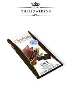 Socola Guylian Dark 54% Cacao không đường
