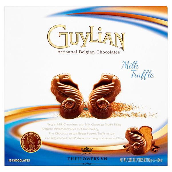Socola-Guylian-Sea-Horses-Milk-Truffle-140g-hop-16-vien