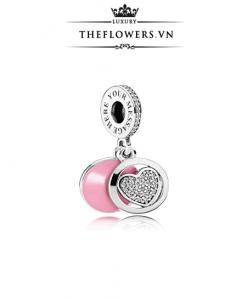 Pandora Devoted Heart Pendant