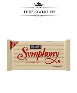 Socola Hershey Symphony Creamy Milk Chocolate