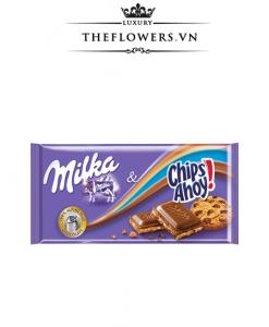 Socola Milka Chips Ahoy