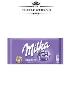 Socola Milka Milk Chocolate
