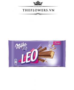 Socola Milka Milk Leo