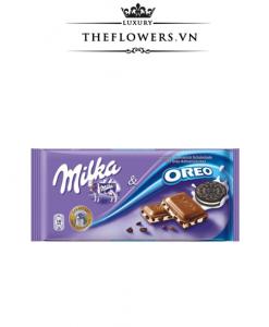 Socola Milka Oreo Cookie