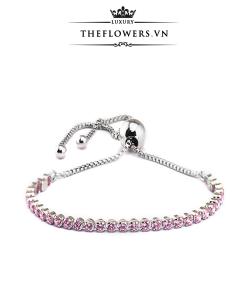vong-tay-pandora-pink-sparkling-strand-bracelet