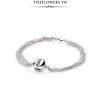 Pandora Moments One Clip Bracelet