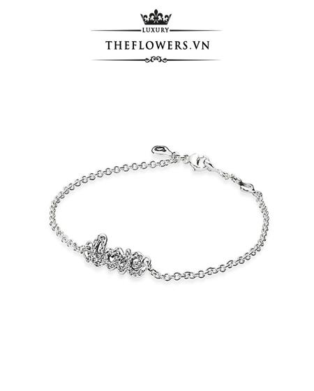Pandora Signature of Love Bracelet