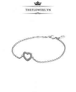 Pandora Symbol of Love Bracelet