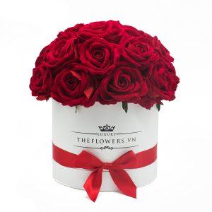hoa hồng giả cao cấp