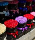 hoa hồng sáp màu đỏ quà tặng ý nghĩa
