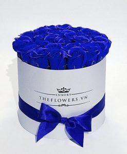 Hoa hồng sáp Quà tặng 20 10