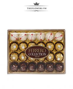 Socola Ferrero Collection 24 viên