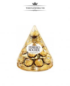 Socola Ferrero Rocher Cone 212g