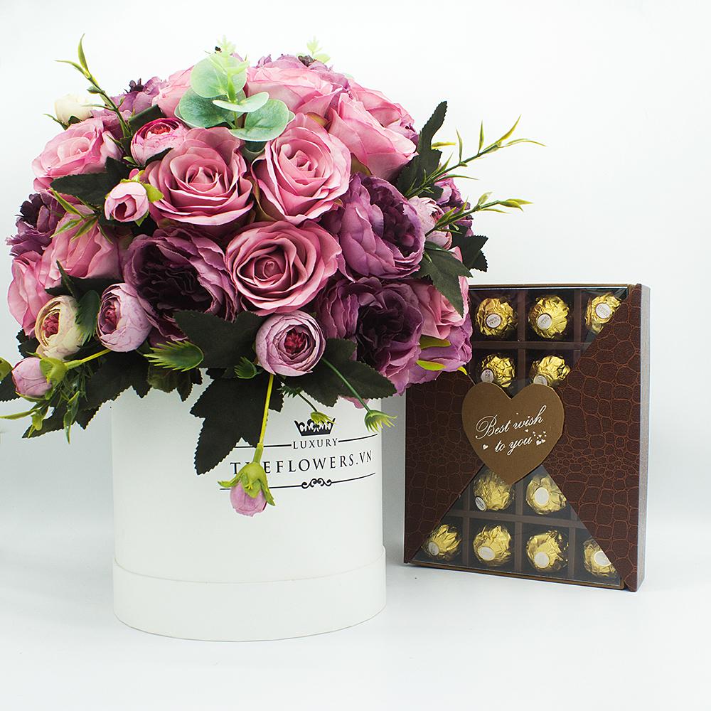 bán Socola Valentine
