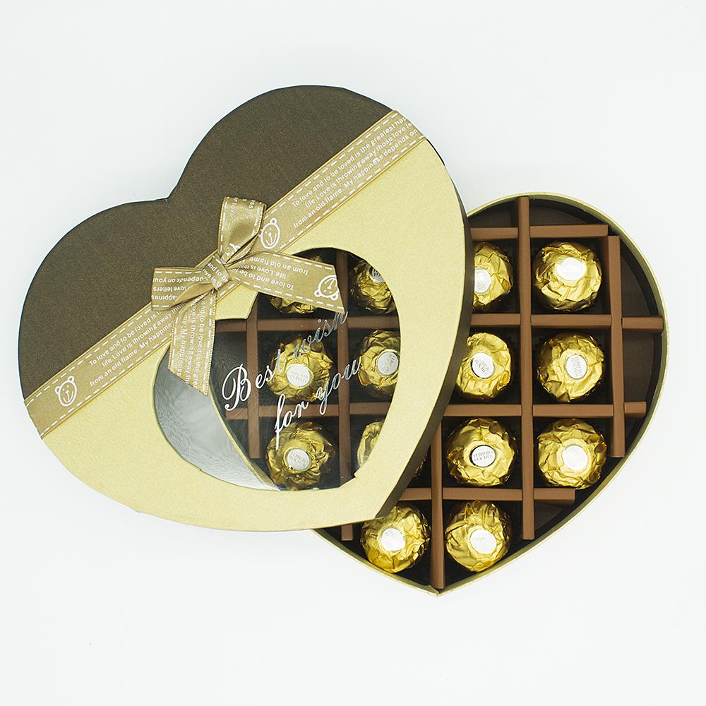 Chocolate Valentine Tphcm