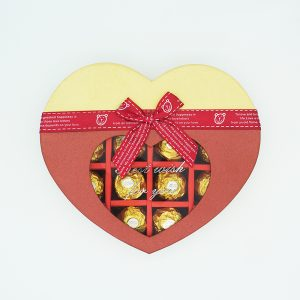 Hộp kẹo socola valentine