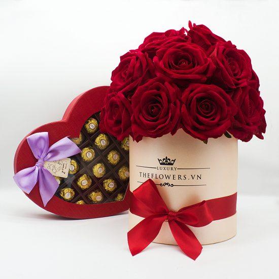 Socola-Ferrero-Rocher-hinh-trai-tim-mau-do