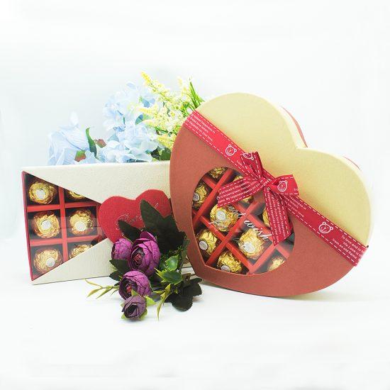 chocolate-Ferrero-Rocher-trai-tim