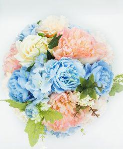 hoa-lua-phoi-mau-xanh-hong
