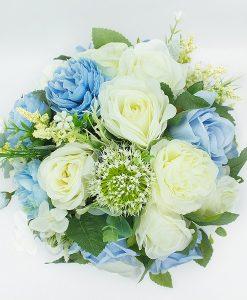 hoa-lua-phoi-mau-xanh-trang-qua-tang-valentine-cho-nang