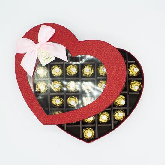 socola-Ferrero-Rocher-hinh-trai-tim
