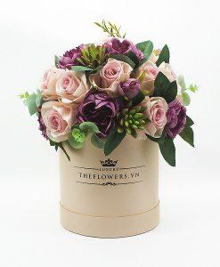 Hoa tặng mùng 8 tháng 3