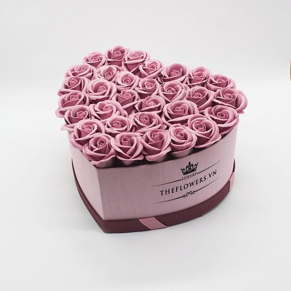 Quà 20 10 hoa sáp